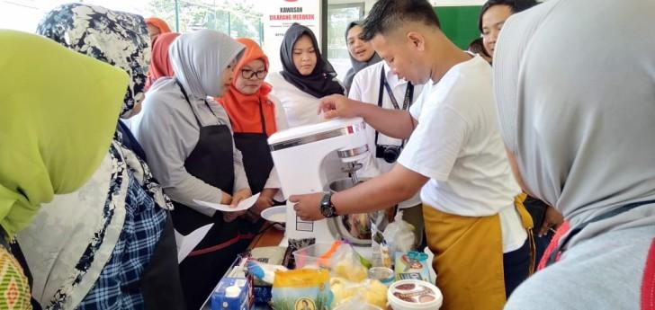 Kursus usaha makanan di GoUKM Training Center