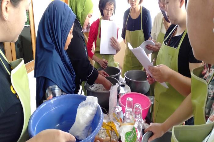 Jadwal kursus makanan dan masakan 2019 di GoUKM Training Center