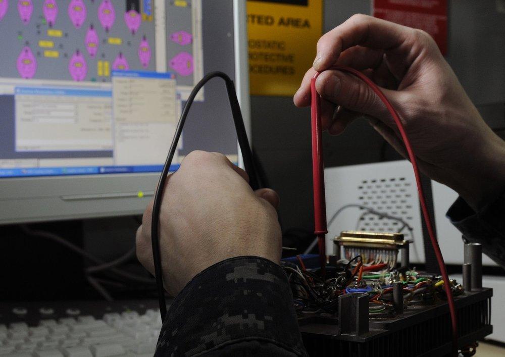 Kursus Service Elektronik