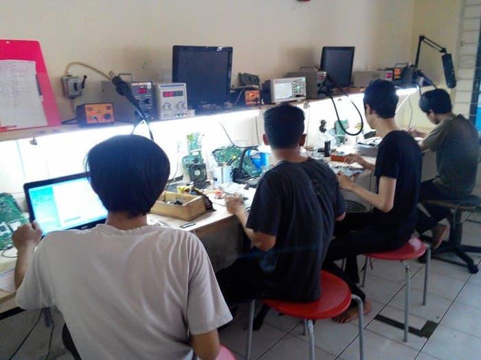 kursus elektronik online