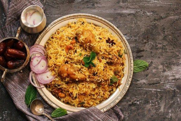 Kursus Aneka Makanan Timur Tengah