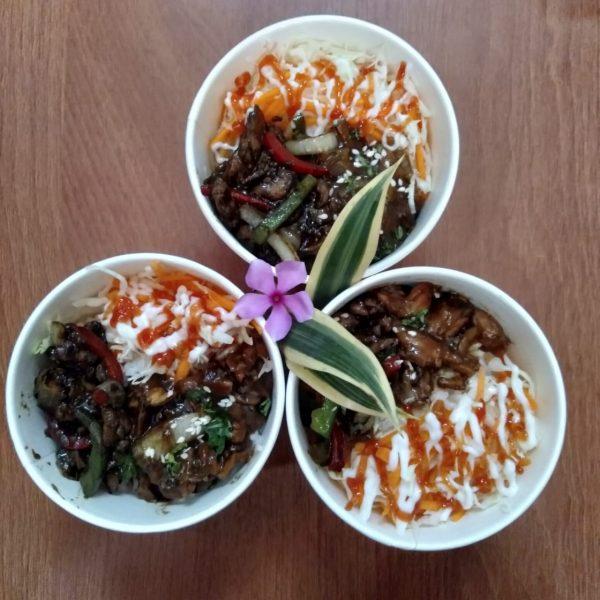Kursus Rice Bowl