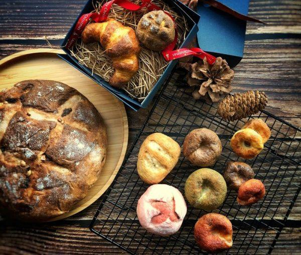 Kursus Taiwanese Bread