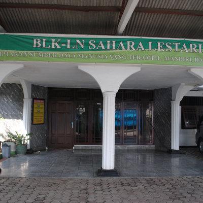 BLKLN Sahara Lestari