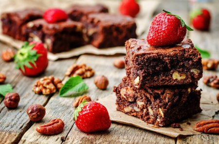 Kursus Membuat Assorted Brownies