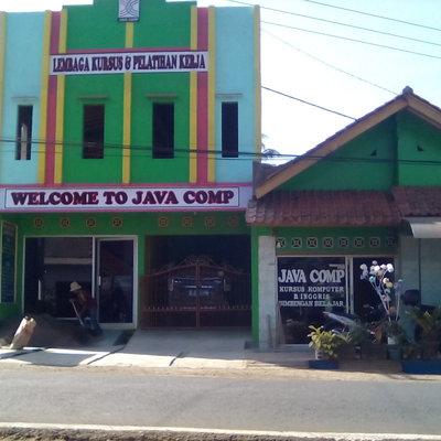 Lembaga Pelatihan Kerja Java Comp