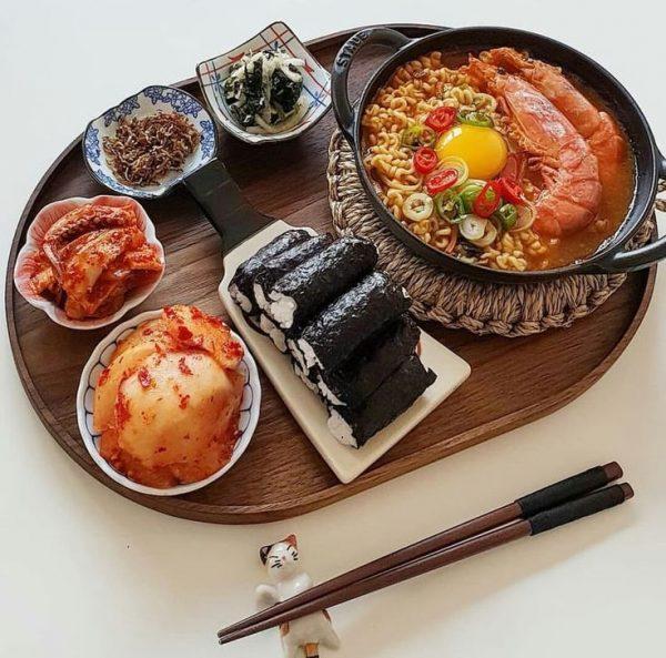Kursus Online Membuat Masakan Jepang dan Korea