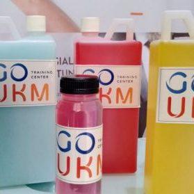 Kursus online sabun olahan mudah