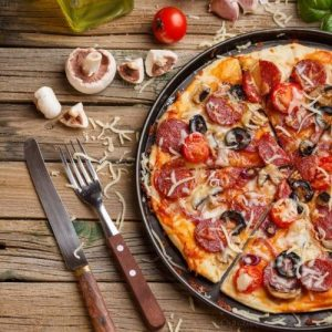 Kursus Online Usaha Pizza Home Made