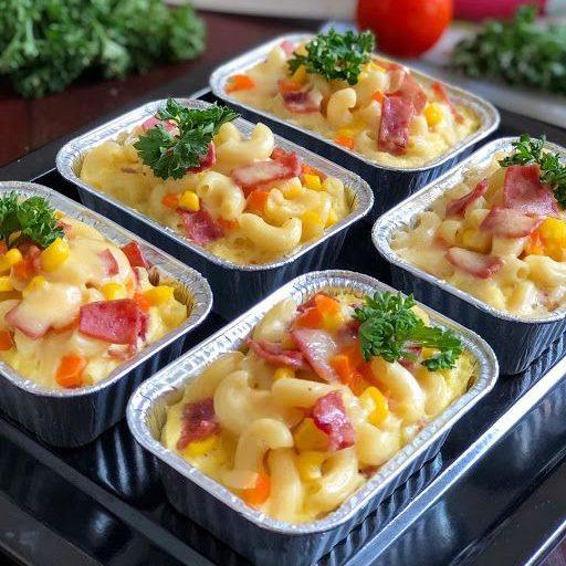Kursus Online Catering Snack Box Gurih