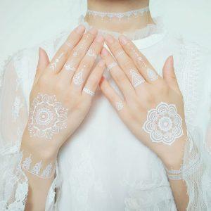 Kursus Online Membuat Henna Art