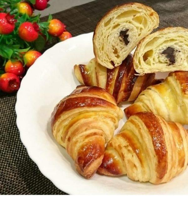 Kursus online danish croissant mudah untuk pemula
