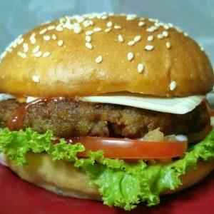 Kursus online cheese beef burger untuk bisnis