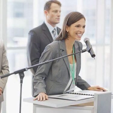 Kursus online public speaking untuk jago bicara